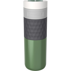 Kambukka Etna Grip Bottle 500ml, groen/grijs